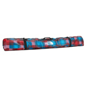 The North Face Base Camp Ski Sleeve Ski Bag 2013, Fiery Red Plaid, medium