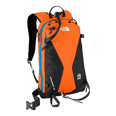 The North Face Chugach 12 Backpack, Oriole Orange, large