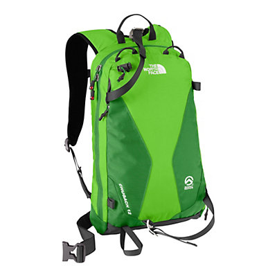 The North Face Chugach 12 Backpack, Glo Green-Arden Green, large
