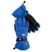 The North Face Montana Kids Gloves, Jake Blue-TNF Black, medium