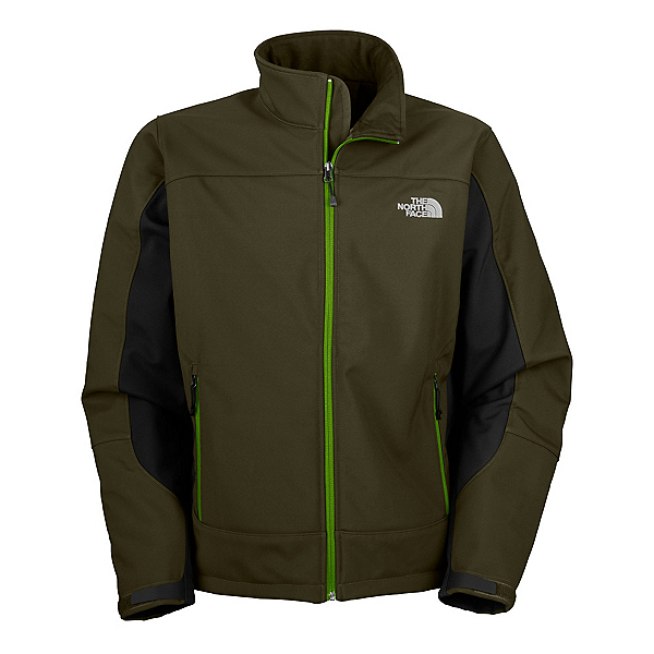 The North Face Chromium Thermal Mens Soft Shell Jacket (Previous Season), , 600