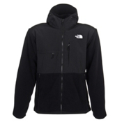 The North Face Denali Hoodie Mens Jacket, TNF Black, medium