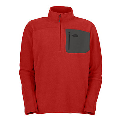 The North Face TKA 100 Classic Trinity Alps Fleece Mens Mid Layer, , large