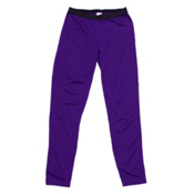 Hot Chillys Pepper Skins Womens Long Underwear Pants, Blue Berry, medium