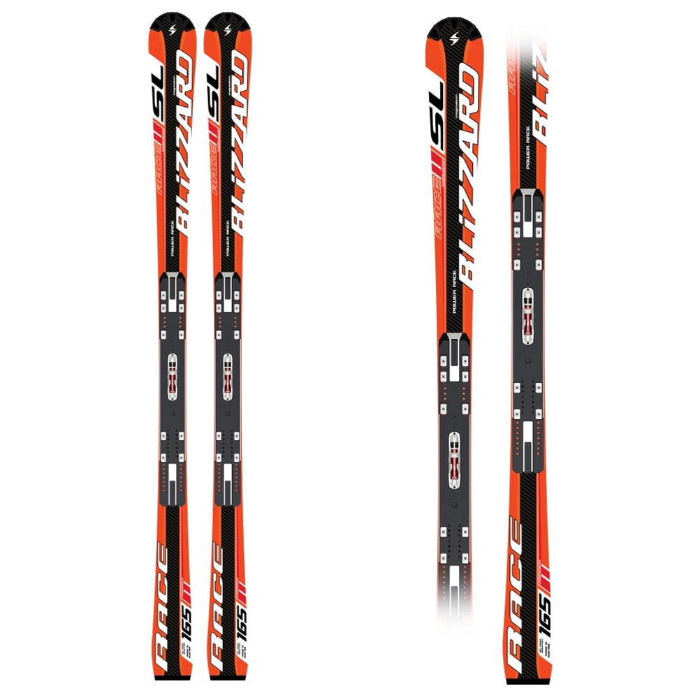 Blizzard SL Magnesium Power Race Skis 2012 - Size 156cm