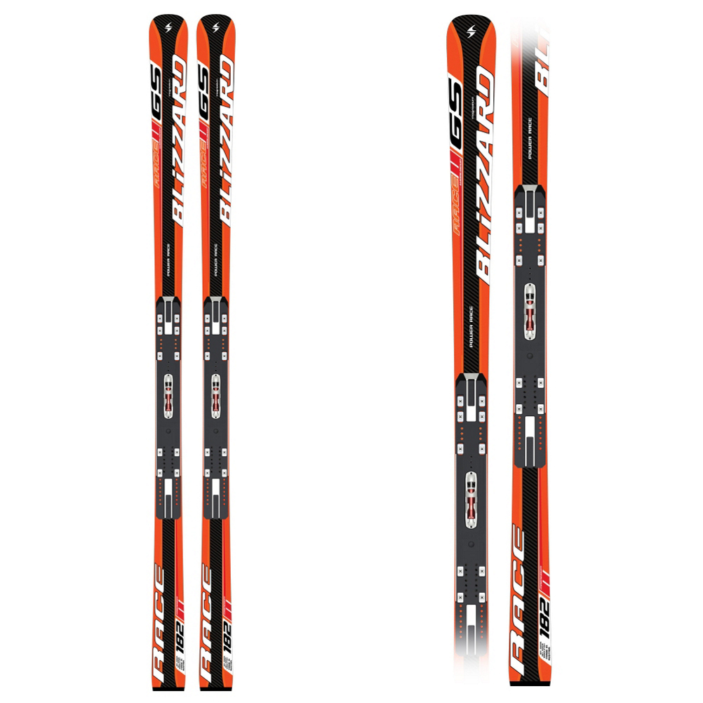 Blizzard GS Magnesium Power Race Skis 2012 - Size 182cm