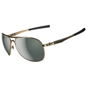 Oakley Plaintiff Sunglasses, Gold, medium