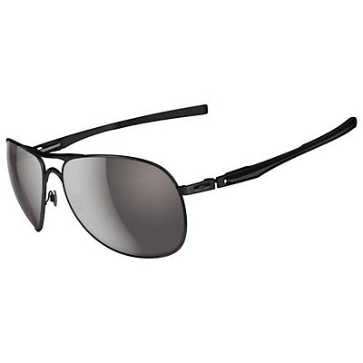 Oakley Plaintiff Sunglasses, Black, large