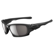 Oakley Ten Sunglasses, Matte Black, medium
