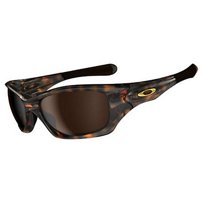 Oakley Pit Bull Sunglasses, Brown, large