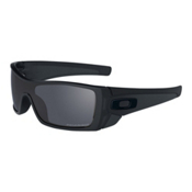 Oakley Batwolf Polarized Sunglasses, Matte Black, medium