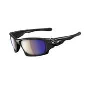 Oakley Ten Polarized Sunglasses, Polished Black, medium