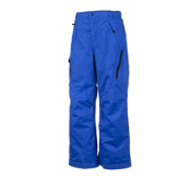Obermeyer Pike Kids Ski Pants, Galaxy Blue, medium