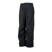 Obermeyer Pike Kids Ski Pants, Black Denim, medium