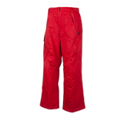 Obermeyer Pike Kids Ski Pants, True Red, medium