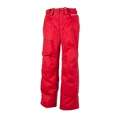 Obermeyer Ketza Kids Ski Pants, True Red, medium