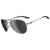 Oakley Caveat Womens Sunglasses, Polished Chrome, medium