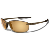 Revo Overhang Polarized Sunglasses, Brown Smoke Eco, medium