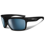 Revo Stern Polarized Sunglasses, Polished Black Eco, medium