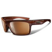 Revo Stern Polarized Sunglasses, Polished Rootbeer Eco, medium