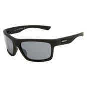 Revo Stern Polarized Sunglasses, Matte Black, medium
