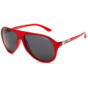 Arnette High Life Sunglasses, Transparent Red, medium