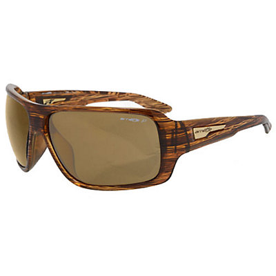 Arnette Bluto Polarized Sunglasses, Havana, large