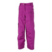 Obermeyer Twilight Girls Ski Pants, Magenta, medium