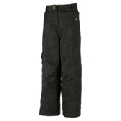 Obermeyer Twilight Girls Ski Pants, Peat, medium