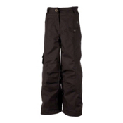 Obermeyer Twilight Girls Ski Pants, Peat Print, medium