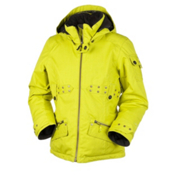 Obermeyer Rosalee E Girls Ski Jacket, Citronelle, medium