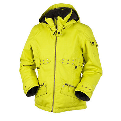 Obermeyer Rosalee E Girls Ski Jacket, , viewer