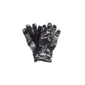 Obermeyer Alpine Girls Gloves, Graffiti Print, medium