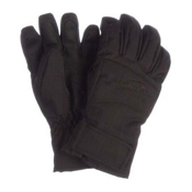 Obermeyer Alpine Girls Gloves, Peat, medium
