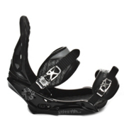 Burton Stiletto EST Womens Snowboard Bindings, Black, medium