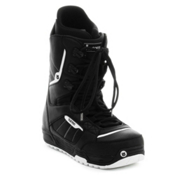 Burton Invader Snowboard Boots 2013, Black-White, medium