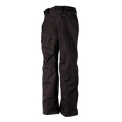 Obermeyer Yukon Shell Mens Ski Pants, Peat, medium