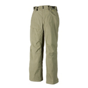 Obermeyer Yukon Shell Mens Ski Pants, Mineral Green, medium