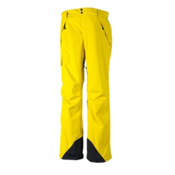 Obermeyer Saranac Mens Ski Pants, Vitamin C, medium