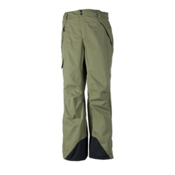 Obermeyer Saranac Mens Ski Pants, Mineral Green, medium