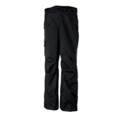 Obermeyer Saranac Mens Ski Pants, Black, medium
