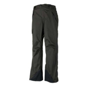 Obermeyer Saranac Mens Ski Pants, Peat, medium