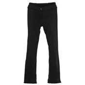 Obermeyer Bond Womens Ski Pants, Black, medium