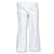 Obermeyer Bond Womens Ski Pants, White, medium