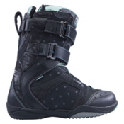 Ride Locket Womens Snowboard Boots, Black, medium