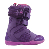 Ride Locket Womens Snowboard Boots, Purple, medium