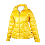 Obermeyer Kassidy Down Womens Jacket, Sunshine, medium