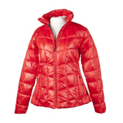 Obermeyer Kassidy Down Womens Jacket, Poppy, medium
