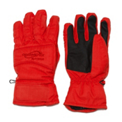 Obermeyer Alpine W Womens Gloves, Poppy, medium