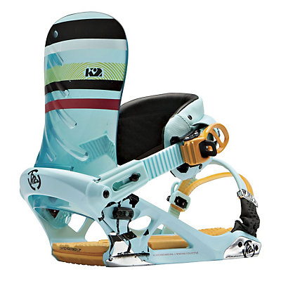 K2 National Snowboard Bindings, , large